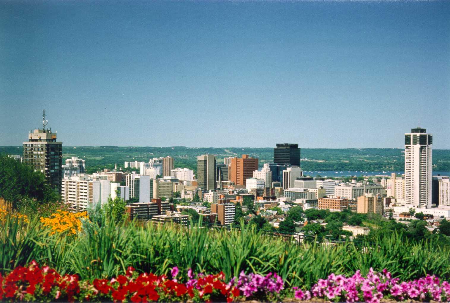 Топ - 5 студенческих городов Канады - Гамильтон