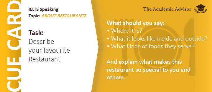 About Restaurants