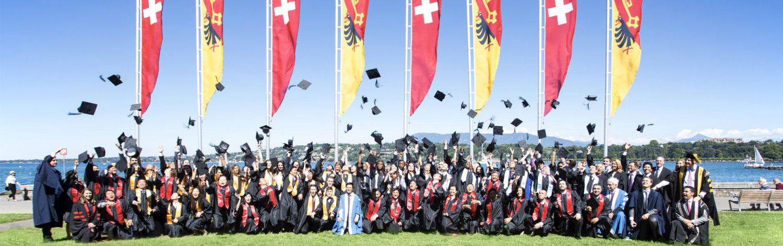направления EU Business School: Европейский университет