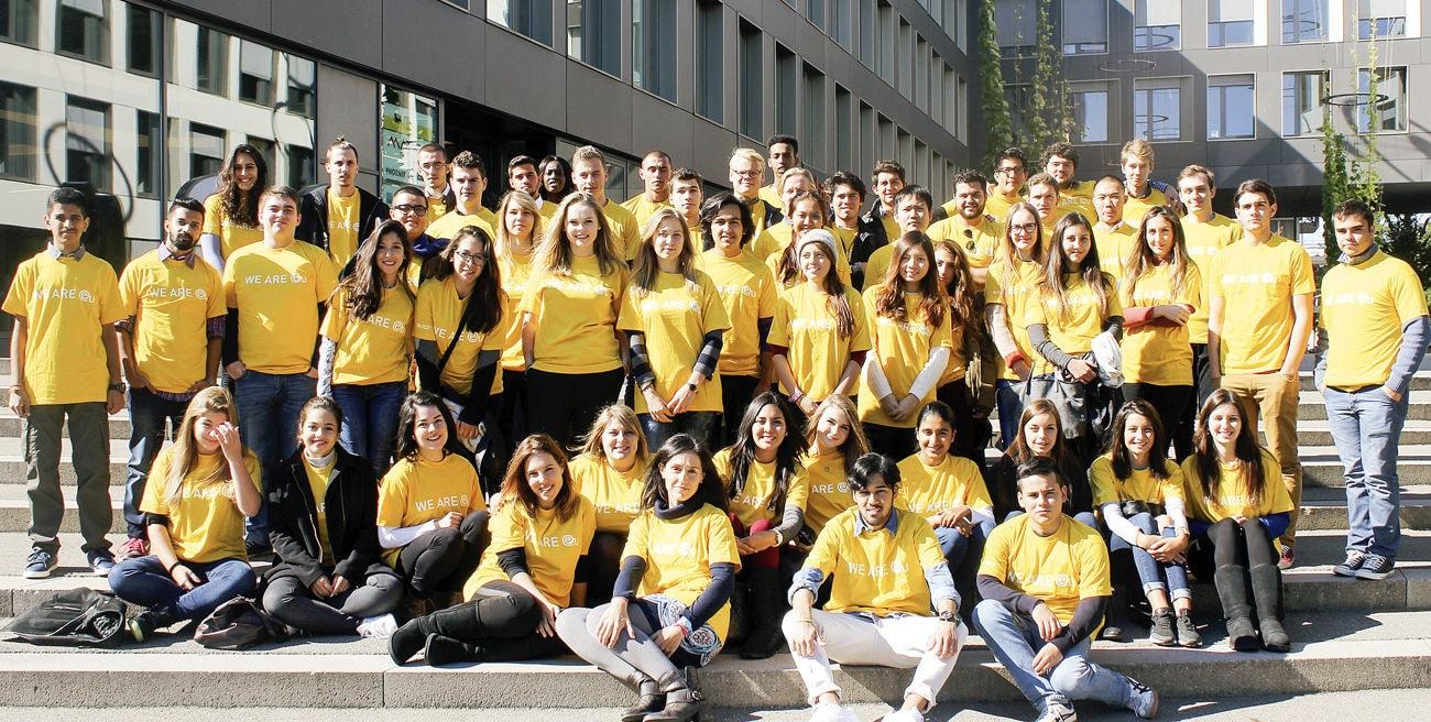 обучение в EU Business School