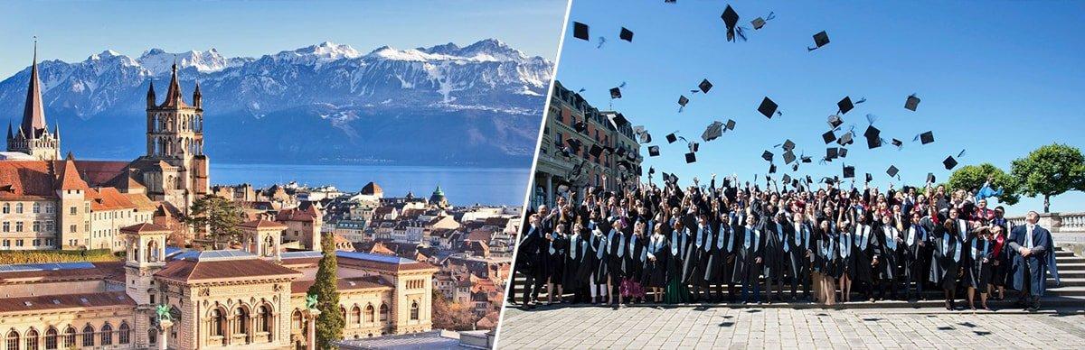 Где лучше учится в Швейцарии?
