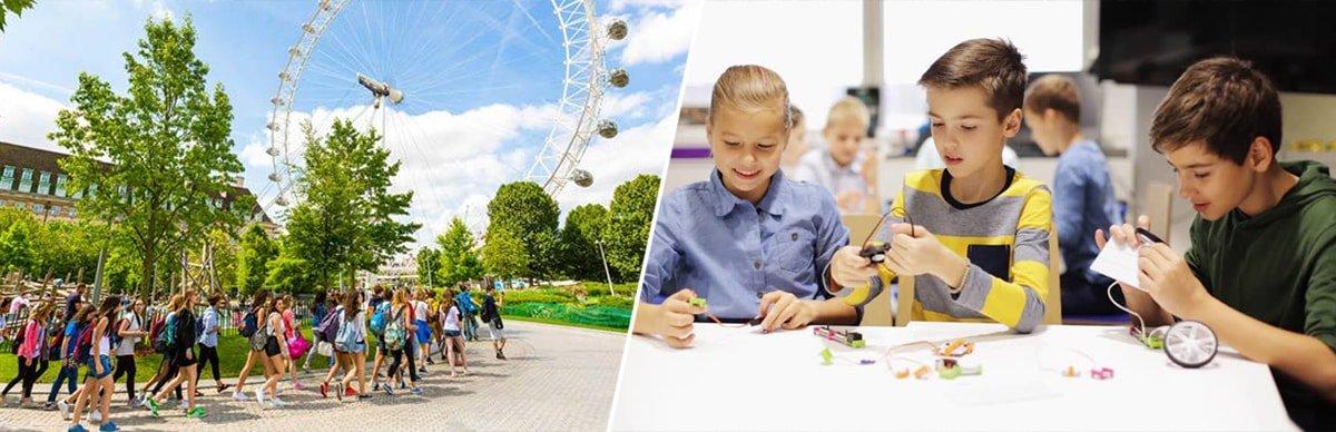Летние каникулы в Англии для детей