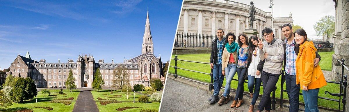 Курсы английского языка в Ирландии