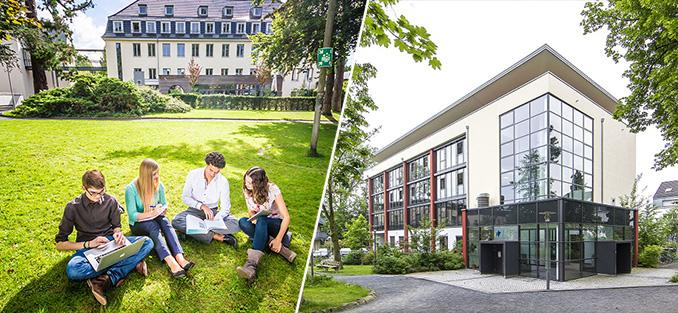 частный университет прикладных наук IUBH