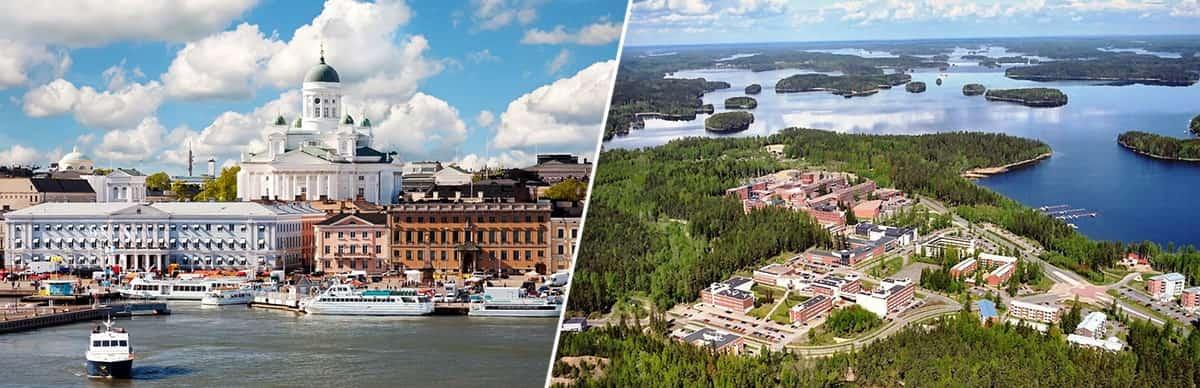 Учебные заведения Финляндии