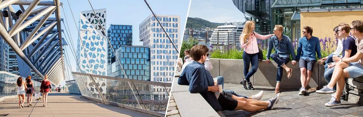 Учебные программы в Норвегии