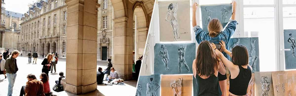 Обучение во Франции для иностранных студентов