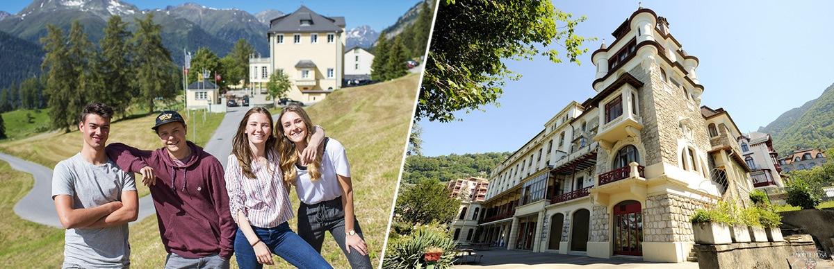 получение среднего образования в Швейцарии