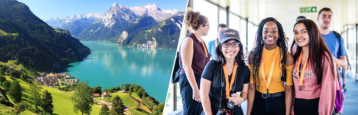 Детские лагеря в Швейцарии