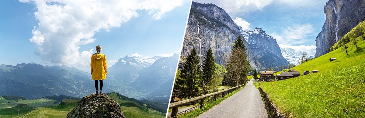 Летние каникулы в Швейцарии для украинцев
