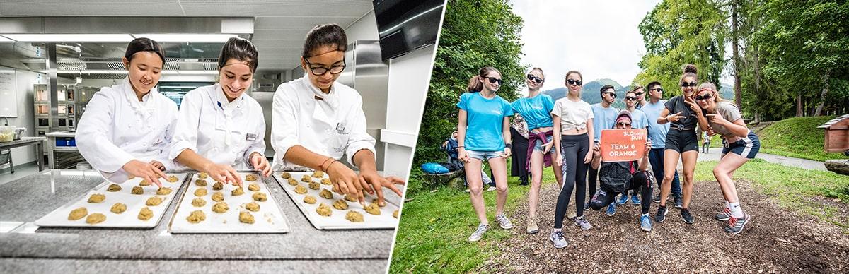 летные лагеря в Швейцарии
