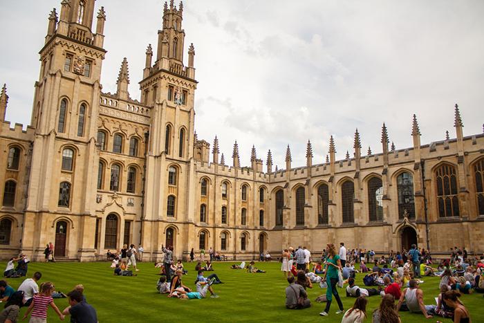 Университеты Англии